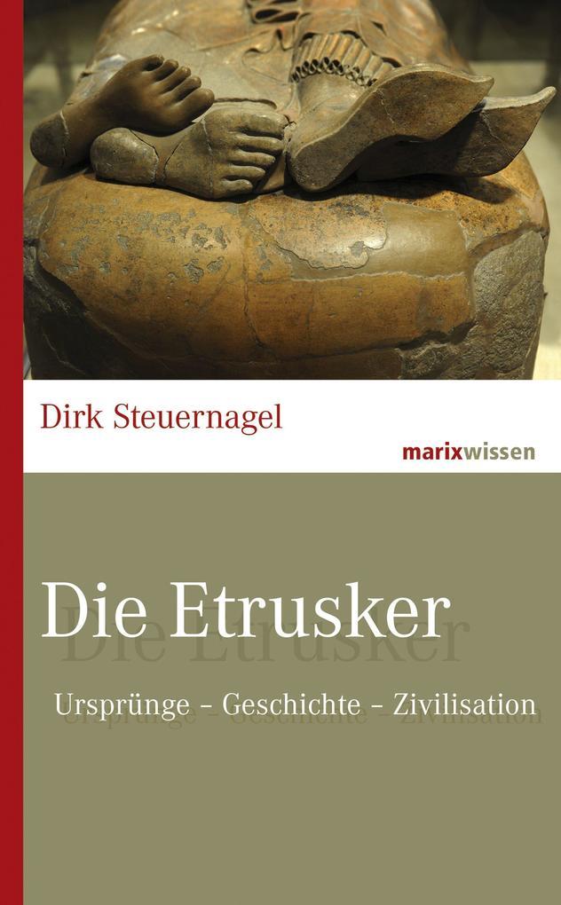 Die Etrusker als Buch (gebunden)