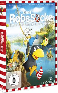 Der kleine Rabe Socke - Suche nach dem verlorenen Schatz als DVD