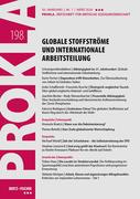 Globale Stoffströme und internationale Arbeitsteilung