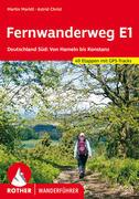 Fernwanderweg E1 Deutschland Süd