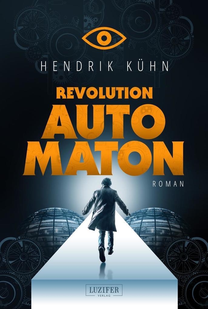 Revolution Automaton als Buch (kartoniert)