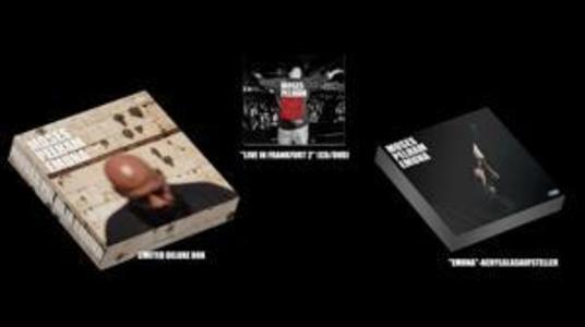 EMUNA-Deluxe Box als CD