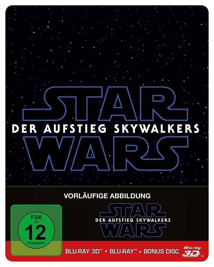 Star Wars: Episode IX - Der Aufstieg Skywalkers als Blu-ray