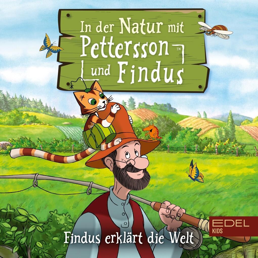 Findus erklärt die Welt: In der Natur mit Pettersson und Findus (Das Orginal-Hörspiel zum Naturbuch) als Hörbuch Download