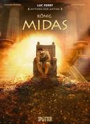 Mythen der Antike: König Midas (Graphic Novel)