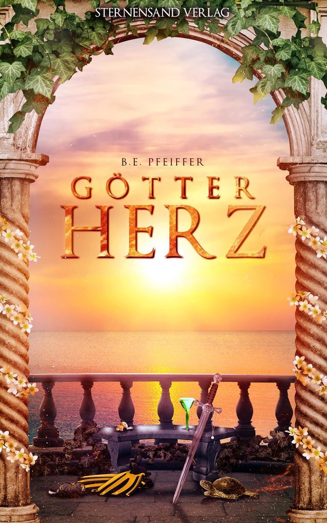 Götterherz (Band 2) als eBook epub