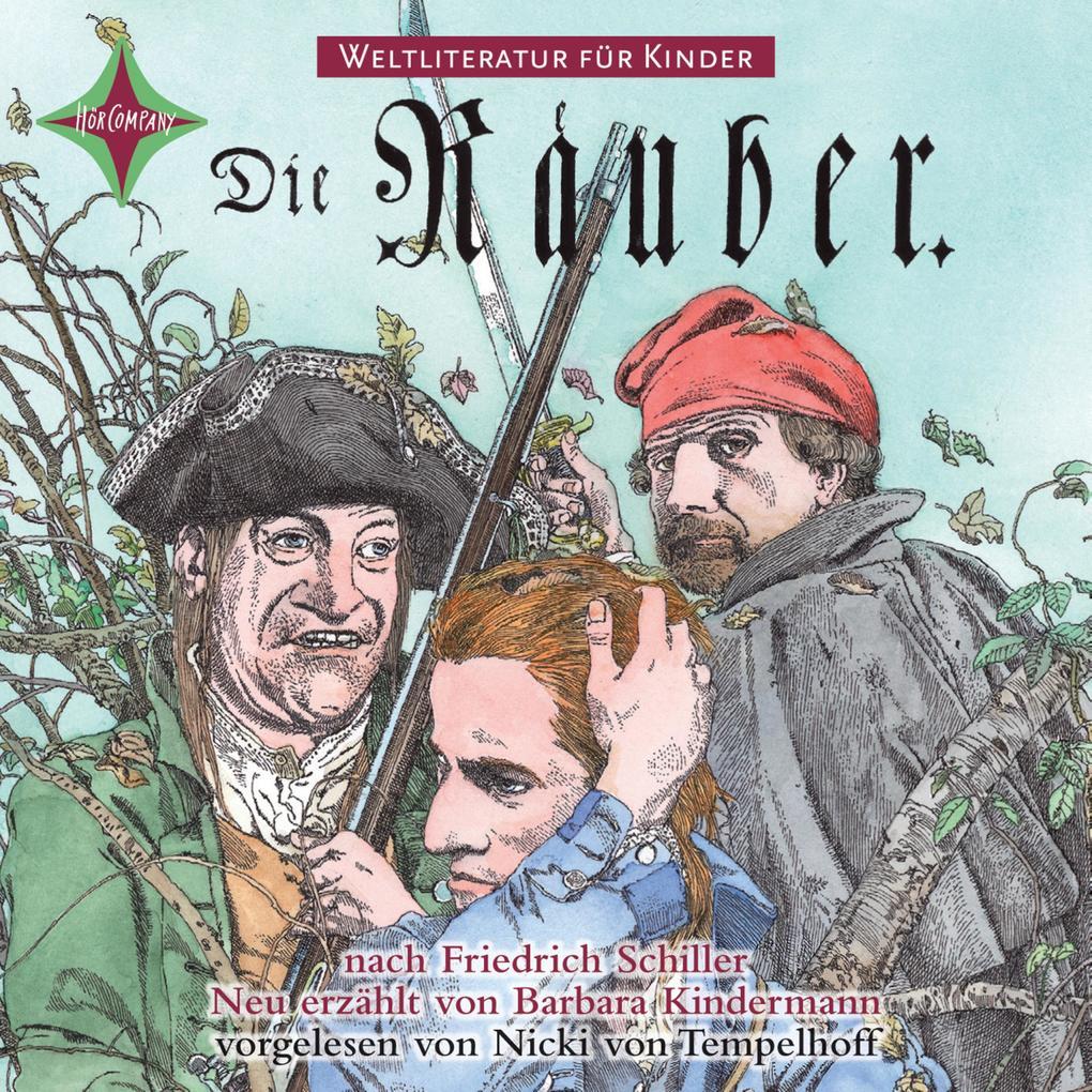 Räuber Von Friedrich Schiller im radio-today - Shop