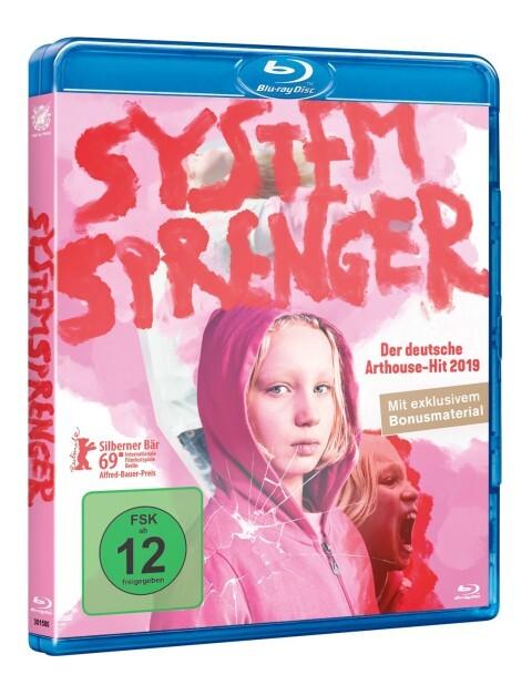 Systemsprenger als Blu-ray