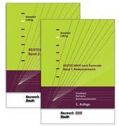 Paket Geotechnik nach Eurocode. 2 Bände