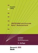 Geotechnik nach Eurocode Band 1: Bodenmechanik