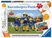 tiptoi® Puzzle für kleine Entdecker: Feuerwehrmann Sam