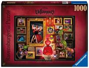 Disney Villainous: Queen of Hearts. Puzzle 1000 Teile