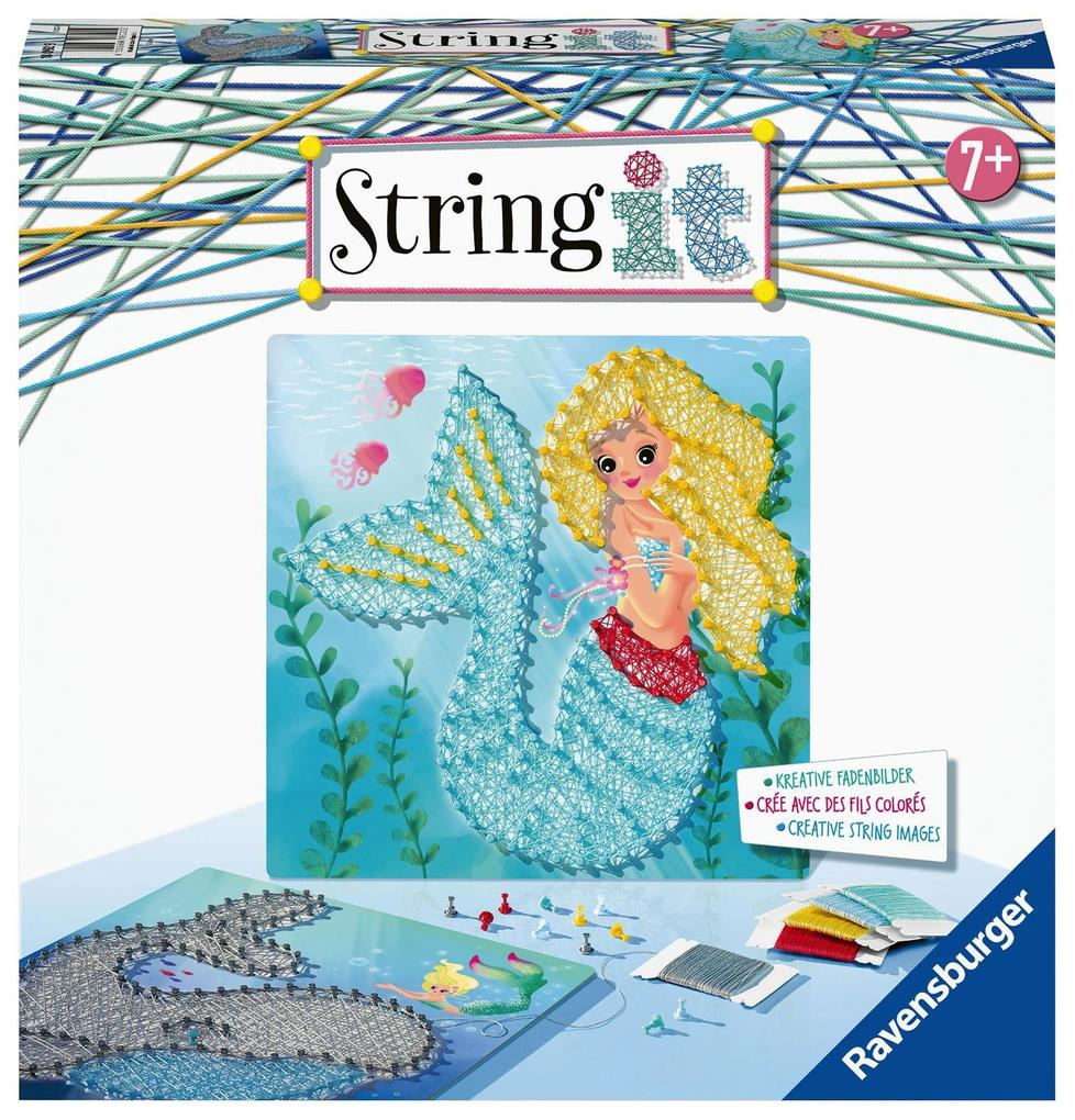 String it Midi: Ocean als Spielware