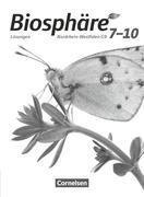 Biosphäre Sekundarstufe I - Gymnasium Nordrhein-Westfalen G9 7.-10. Schuljahr - Lösungen zum Schülerbuch