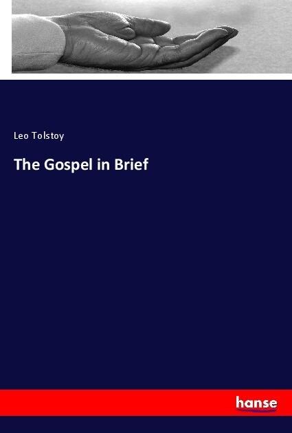 The Gospel in Brief als Buch (kartoniert)