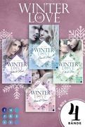 Winter of Love: Alle Bände der romantischen Winter-Serie in einer E-Box!
