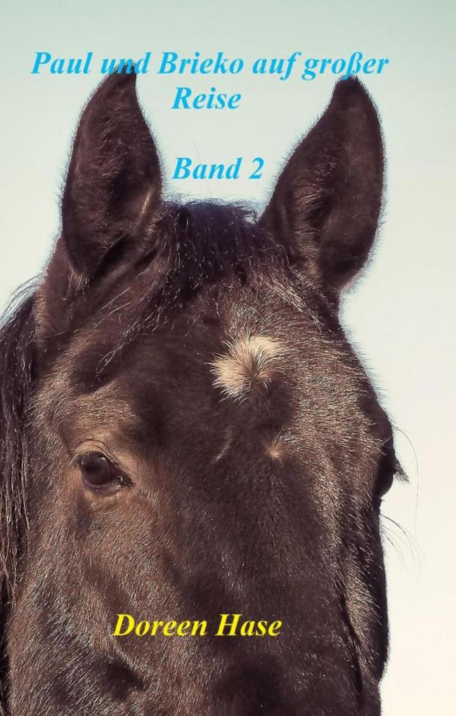 Paul und Brieko auf große Reise (Band 2) als eBook epub
