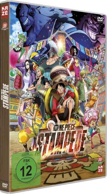 One Piece Movie 13: Stampede - DVD als DVD