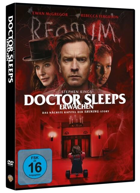 Stephen Kings Doctor Sleeps Erwachen als DVD