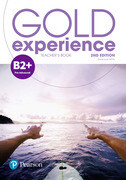Gold Experience 2nd Edition B2+ Teacher's Book with Online Practice & Online Resources Pack, m. 1 Be