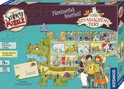 Schule der magischen Tiere - Story Puzzle: Fürchterlich feierlich!