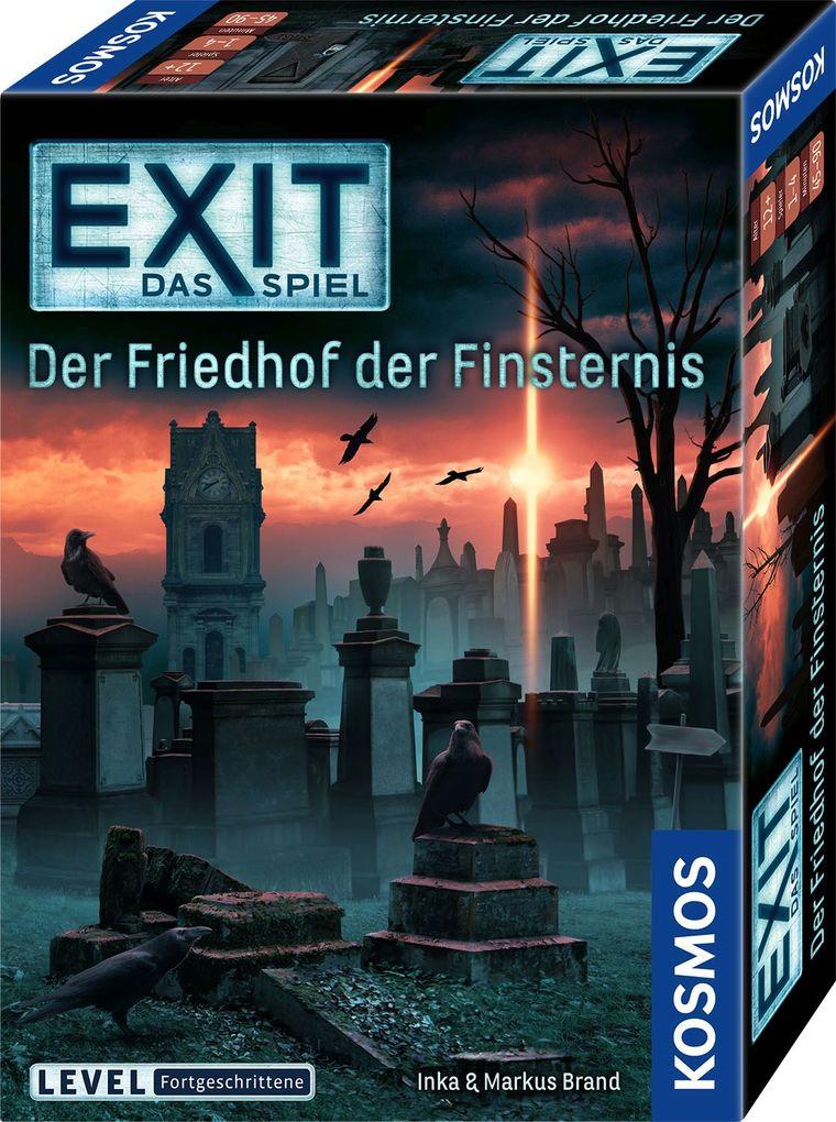 EXIT Das Spiel - Der Friedhof der Finsternis als Spielware