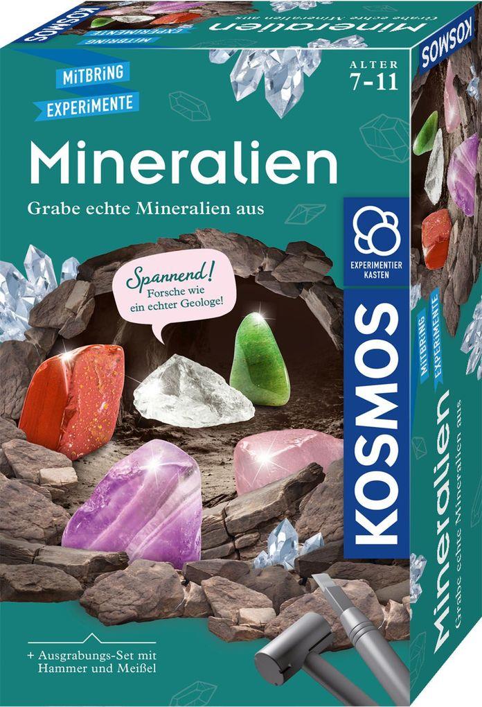 Image of Ausgrabungs-Set Mineralien