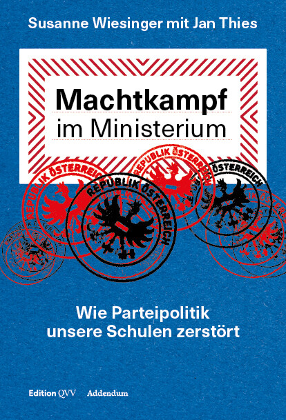 Machtkampf im Ministerium als Buch (gebunden)