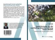Geoinformatik für die nachhaltige Bewirtschaftung fester Abfälle