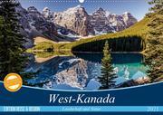 West-Kanada (Wandkalender 2021 DIN A2 quer)