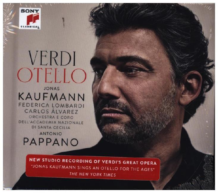 Verdi: Otello als CD