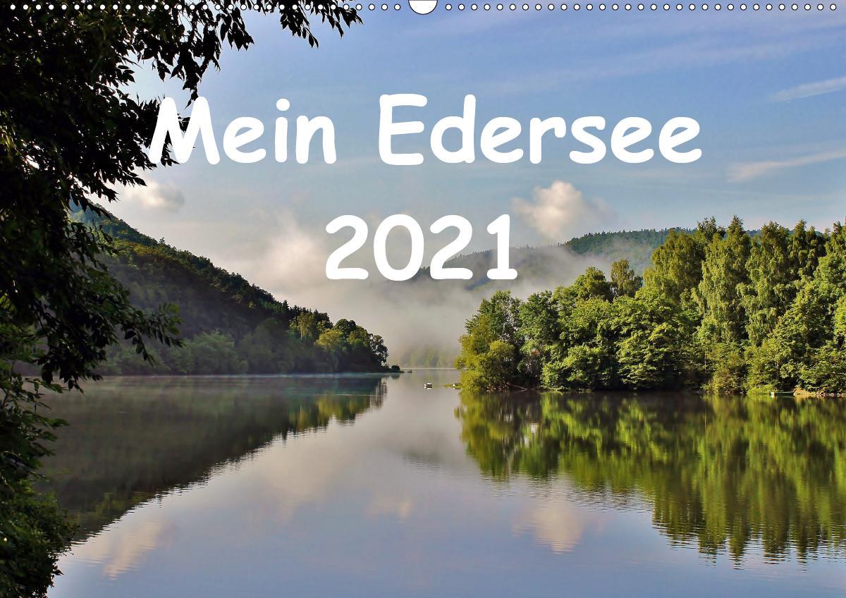 Wasserstand Edersee 2021