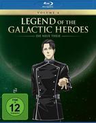 Legend of the Galactic Heroes: Die Neue These Vol. 4 BD