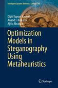 Optimization Models in Steganography Using Metaheuristics