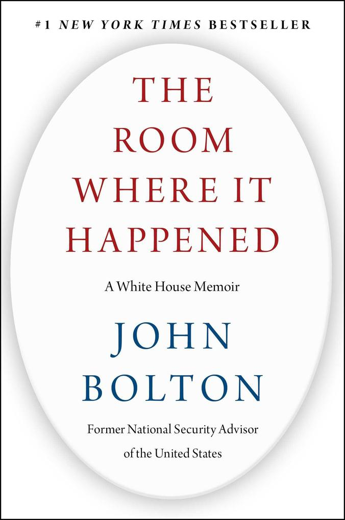 The Room Where It Happened als eBook epub