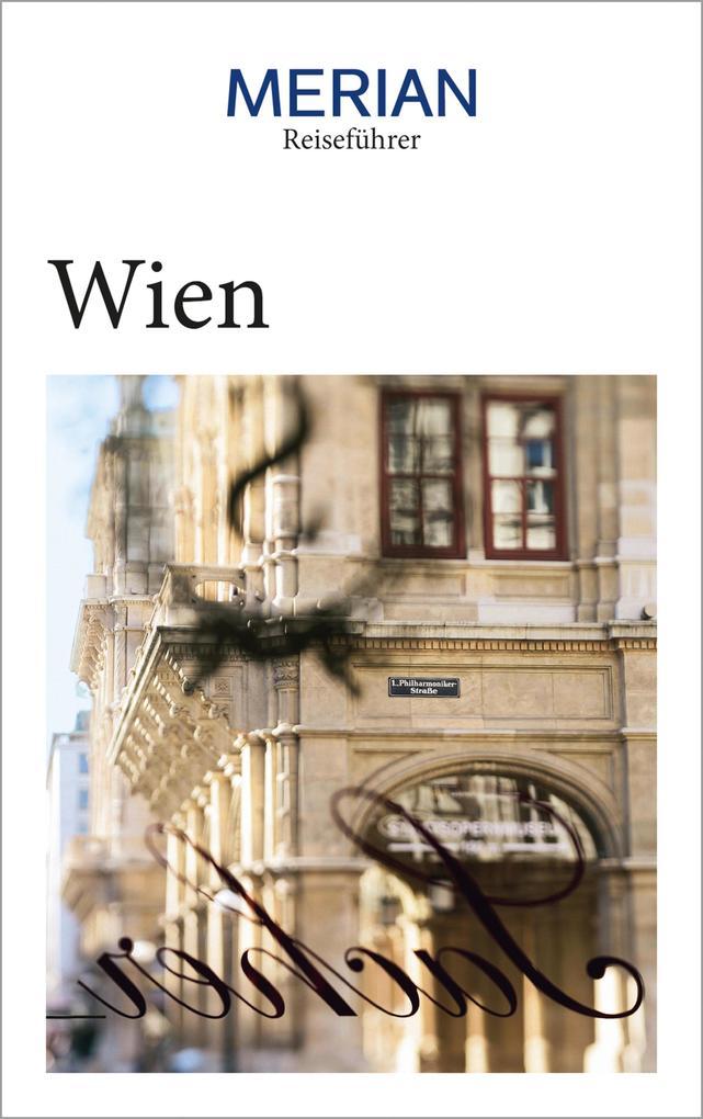 MERIAN Reiseführer Wien als eBook epub