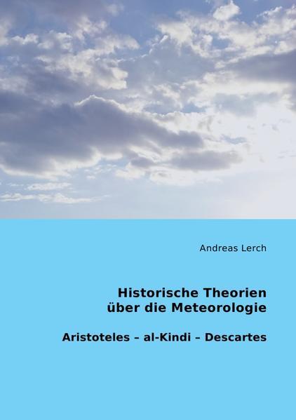 Historische Theorien über die Meteorologie als Buch (kartoniert)