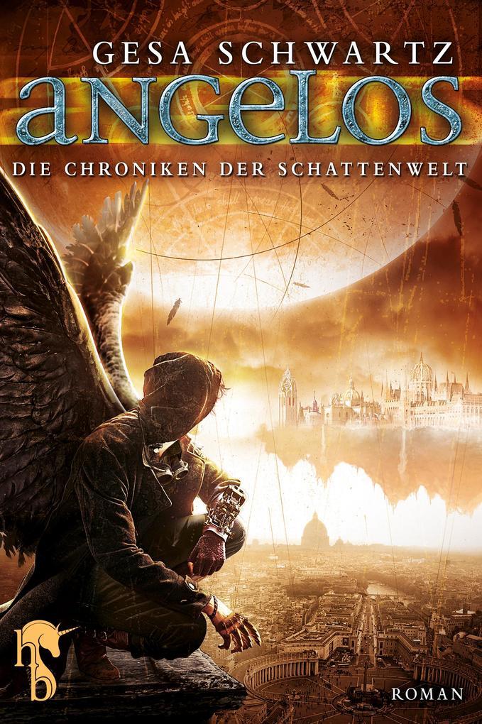 Die Chroniken der Schattenwelt als eBook epub