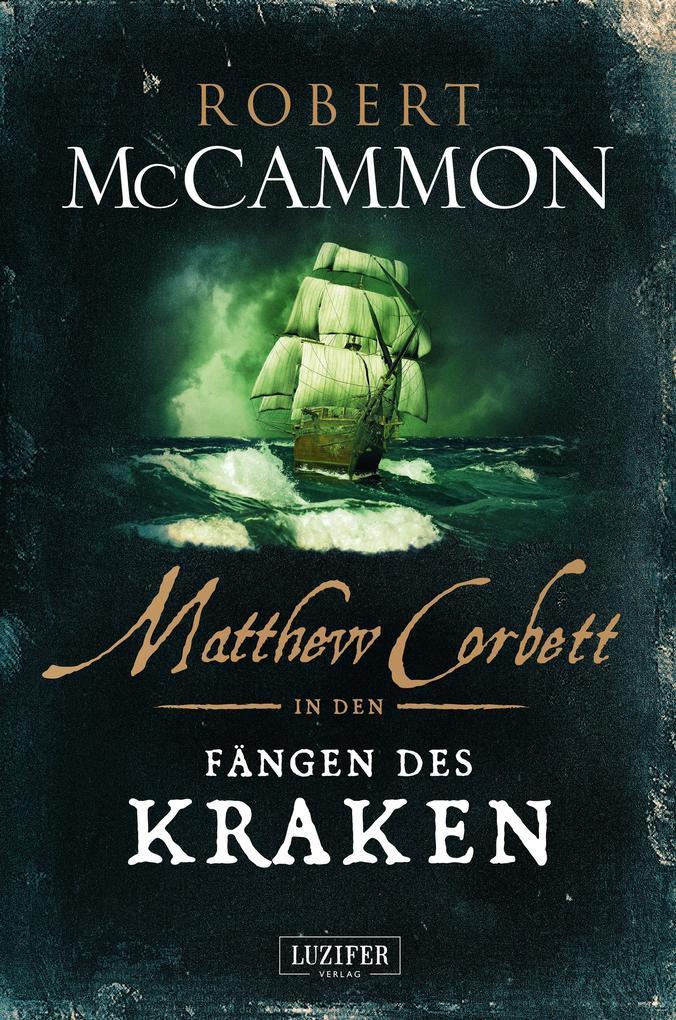 MATTHEW CORBETT in den Fängen des Kraken als Buch (gebunden)