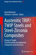 Austenitic TRIP/TWIP Steels and Steel-Zirconia Composites