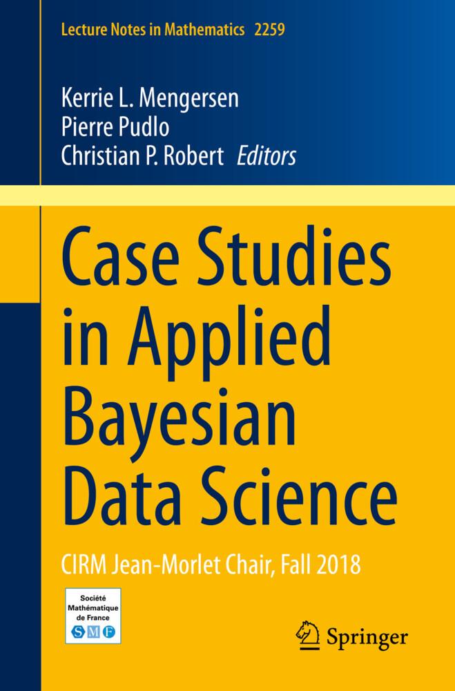 Case Studies in Applied Bayesian Data Science als Buch (kartoniert)
