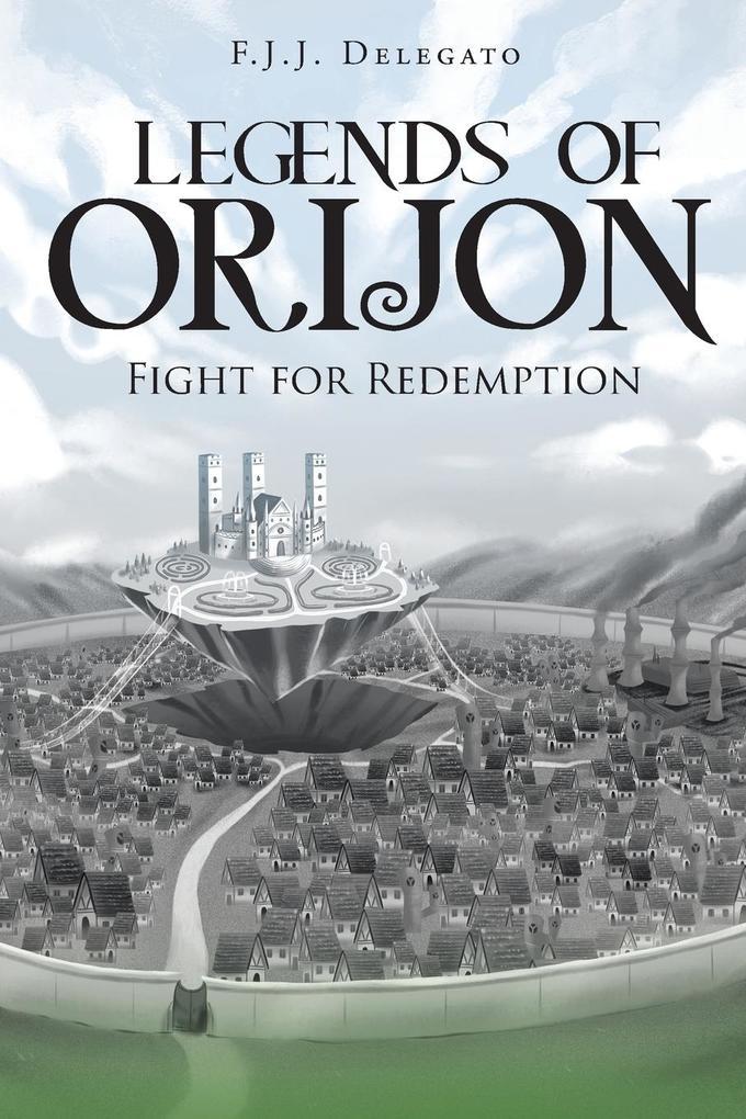 Legends of Orijon als Buch (kartoniert)
