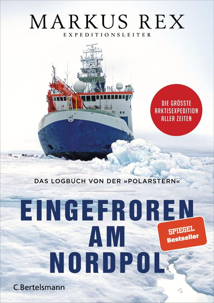 Eingefroren am Nordpol als Buch (gebunden)