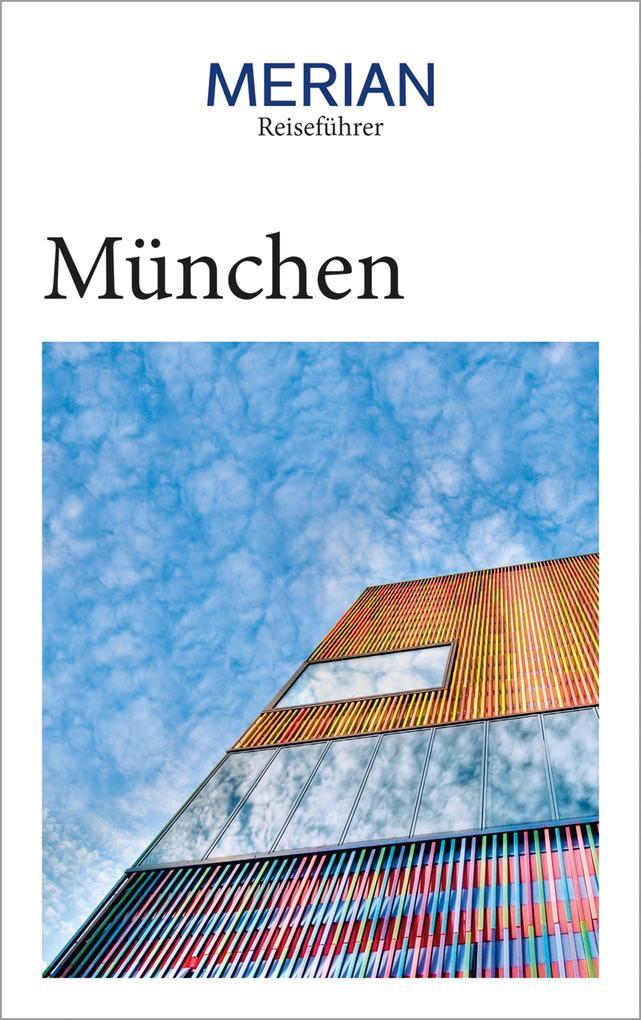 MERIAN Reiseführer München als eBook epub