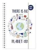 Collegetimer Planet B 2020/2021 - Schüler-Kalender A5 (15x21 cm) - Erde