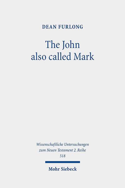 The John also called Mark als Buch (kartoniert)