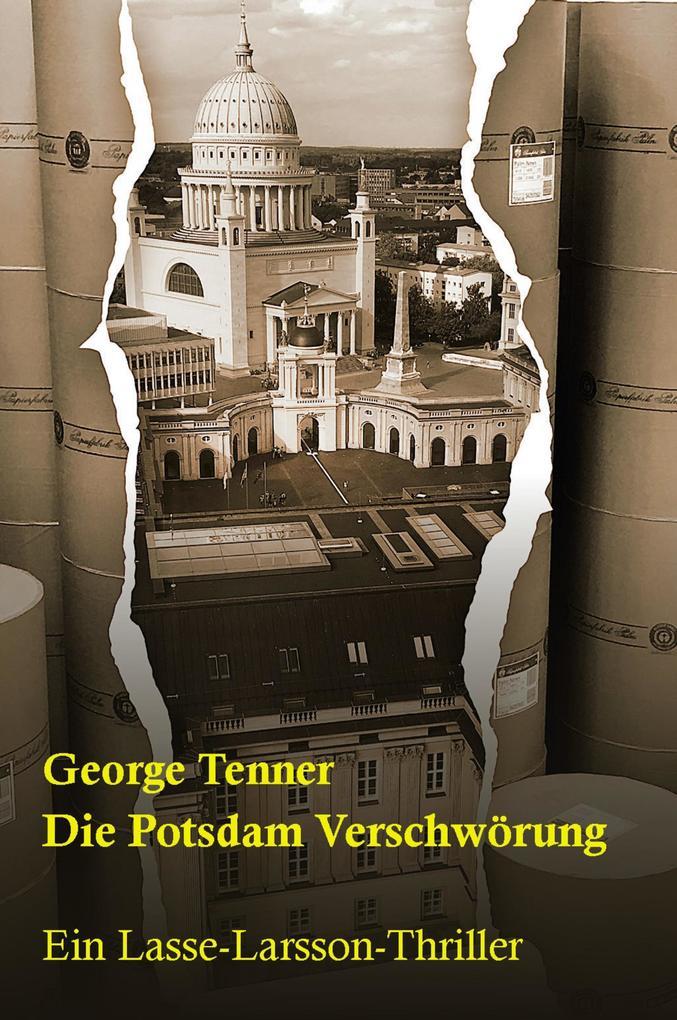 Die Potsdam-Verschwörung als eBook epub