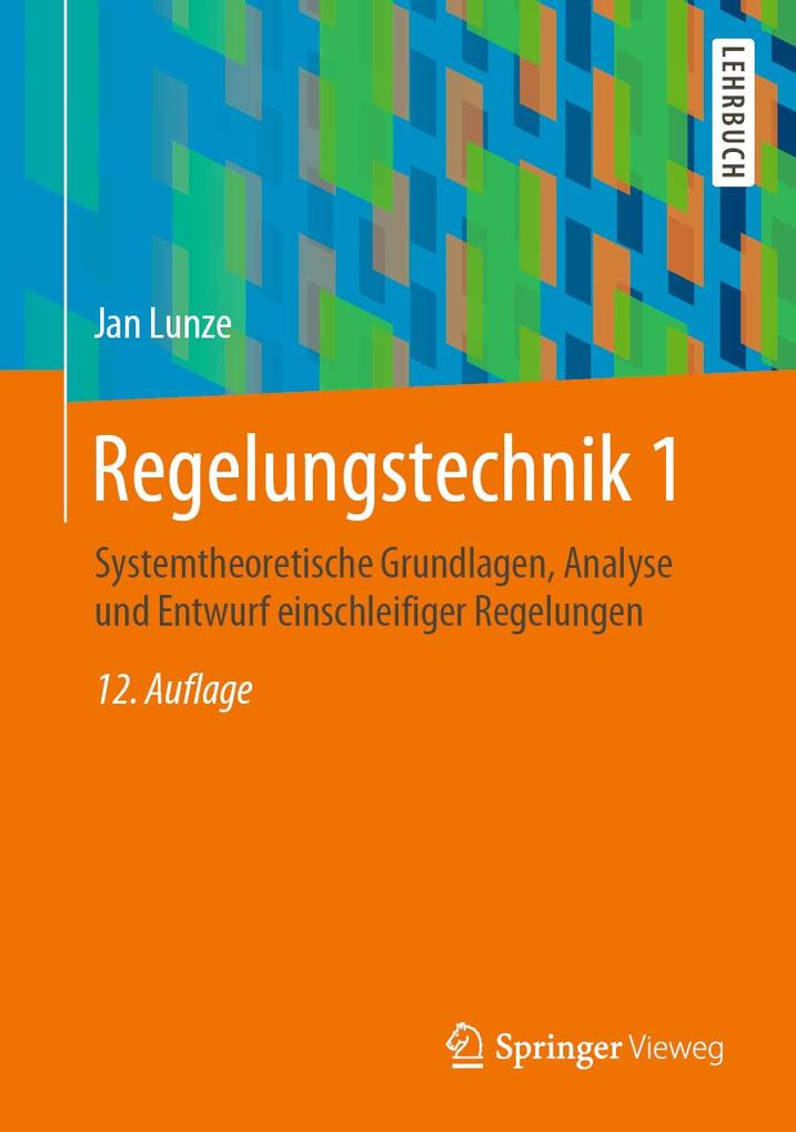 Regelungstechnik 1 als eBook pdf