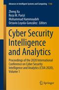 Cyber Security Intelligence and Analytics