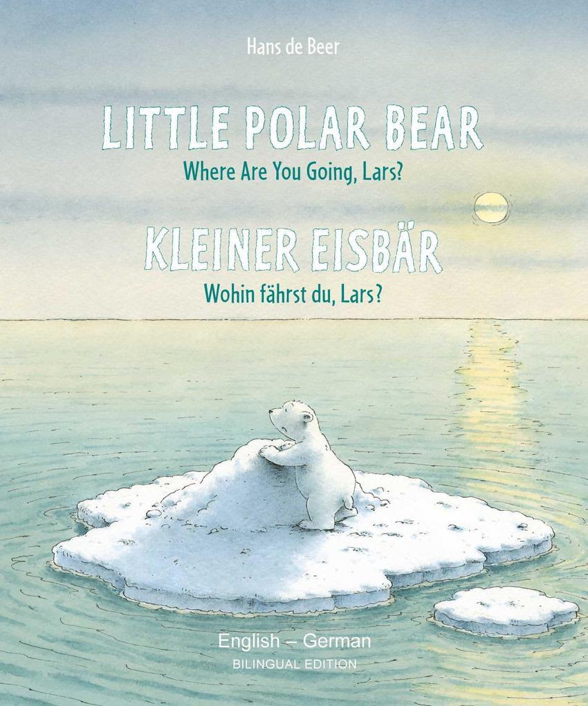Little Polar Bear/Bi: Libri - Eng/German PB als Taschenbuch